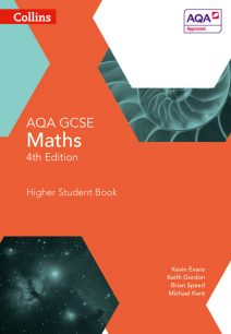 GCSE Maths AQA Higher Student Book (Collins GCSE Maths)