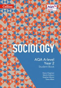 AQA A Level Sociology Student Book 2 (AQA A Level Sociology)