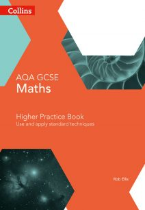 GCSE Maths AQA Higher Practice Book (Collins GCSE Maths)