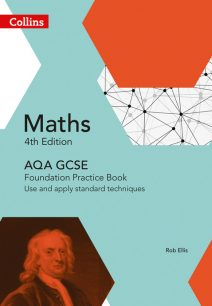 GCSE Maths AQA Foundation Practice Book (Collins GCSE Maths)