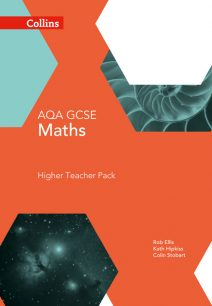 GCSE Maths AQA Higher Teacher Pack (Collins GCSE Maths)