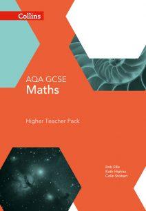 GCSE Maths AQA Higher Teacher Pack (Collins GCSE Maths)