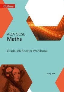 GCSE Maths AQA Grade 4/5 Booster Workbook (Collins GCSE Maths)