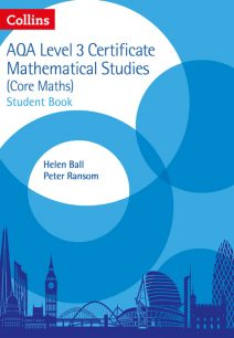 AQA Level 3 Mathematical Studies Student Book (AQA Core Maths)