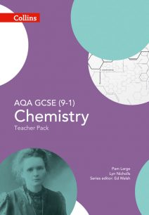 AQA GCSE Chemistry 9-1 Teacher Pack (GCSE Science 9-1)
