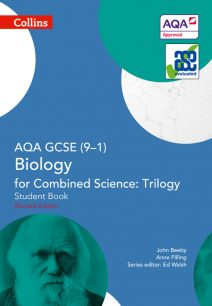 AQA GCSE Biology for Combined Science: Trilogy 9-1 Student Book (GCSE Science 9-1)