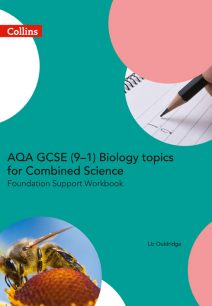 AQA GCSE 9-1 Biology for Combined Science Foundation Support Workbook (GCSE Science 9-1)