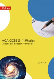AQA GCSE Physics 9-1 Grade 8/9 Booster Workbook (GCSE Science 9-1)