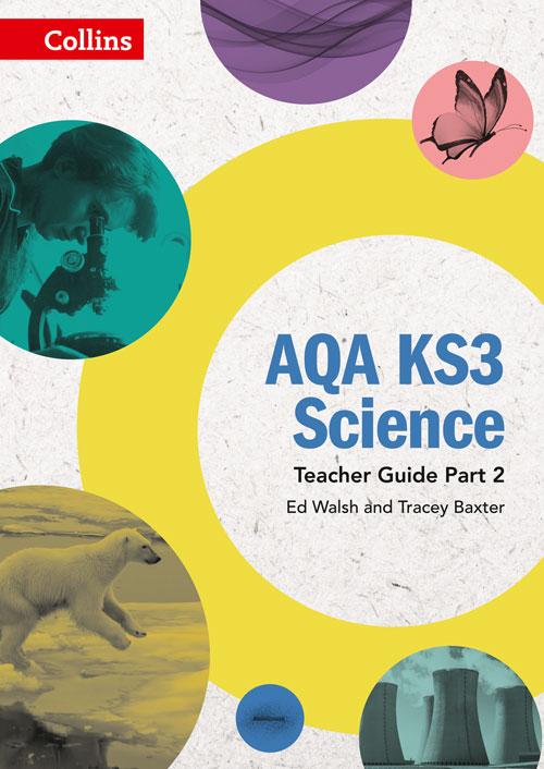 aqa ks3 science teacher guide part 2 the aqa bookshop. Black Bedroom Furniture Sets. Home Design Ideas