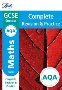 AQA GCSE Maths Higher Complete Revision & Practice (Letts GCSE 9-1 Revision Success)