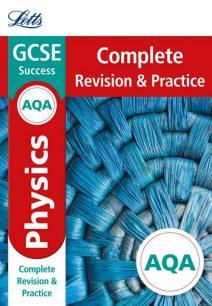 AQA GCSE Physics Complete Revision & Practice (Letts GCSE 9-1 Revision Success)