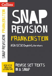 Frankenstein: AQA GCSE English Literature Text Guide (Collins Snap Revision)