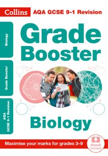 AQA GCSE Biology Grade Booster for grades 3-9 (Collins GCSE 9-1 Revision)