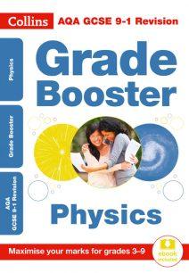 AQA GCSE Physics Grade Booster for grades 3-9 (Collins GCSE 9-1 Revision)