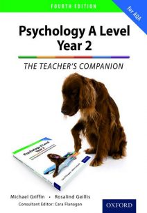 The Complete Companions: Year 2 Teacher's Companion for AQA Psychology - Mike Griffin