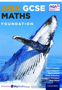 AQA GCSE Maths Foundation Student Book - Stephen Fearnley