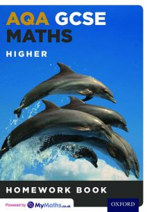AQA GCSE Maths Higher Homework Book - Clare Plass
