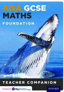 AQA GCSE Maths Foundation Teacher Companion - Chris Green