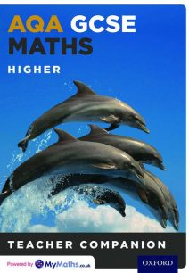 AQA GCSE Maths Higher Teacher Companion - Claire Perry