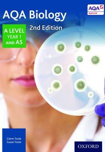 AQA Biology A Level Year 1 Student Book - Glenn Toole