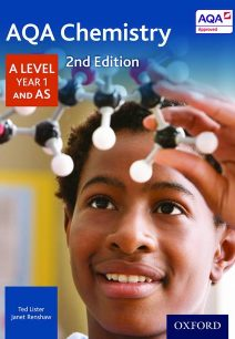 AQA Chemistry A Level Year 1 Student Book - Ted Lister