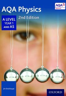 AQA Physics A Level Year 1 Student Book - Jim Breithaupt