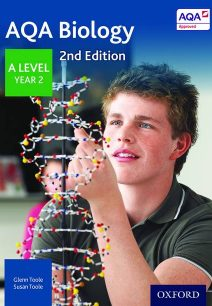 AQA Biology A Level Year 2 Student Book - Glenn Toole