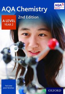AQA Chemistry A Level Year 2 Student Book - Ted Lister