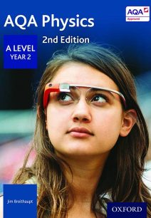 AQA Physics A Level Year 2 Student Book - Jim Breithaupt