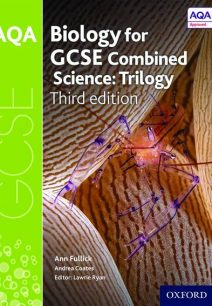 AQA GCSE Biology for Combined Science (Trilogy) Student Book - Lawrie Ryan