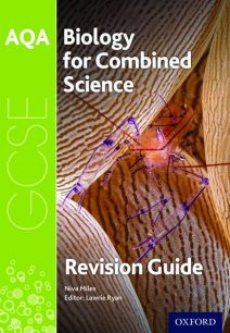 AQA Biology for GCSE Combined Science: Trilogy Revision Guide - Niva Miles
