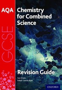 AQA Chemistry for GCSE Combined Science: Trilogy Revision Guide - Sue Orwin