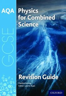 AQA Physics for GCSE Combined Science: Trilogy Revision Guide - Pauline Anning