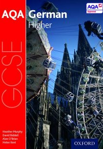 AQA GCSE German: Higher Student Book - Heather Murphy