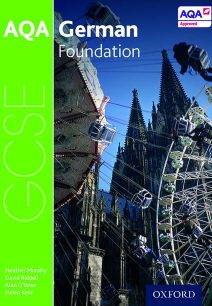 AQA GCSE German: Foundation Student Book - Heather Murphy