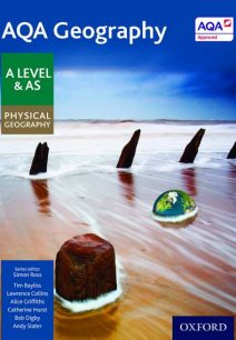 AQA Geography A Level & AS Physical Geography Student Book - Simon Ross