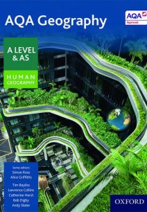 AQA Geography A Level & AS Human Geography Student Book - Simon Ross