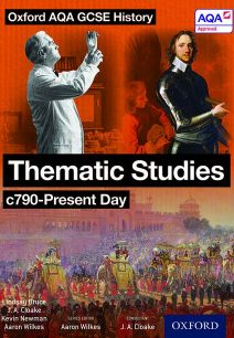Oxford AQA History for GCSE: Thematic Studies c790-Present Day: (Britain: Health