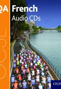 AQA GCSE French: Audio CDs - Jean-Claude Gilles