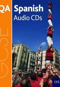 AQA GCSE Spanish: Audio CD Pack - John Halksworth