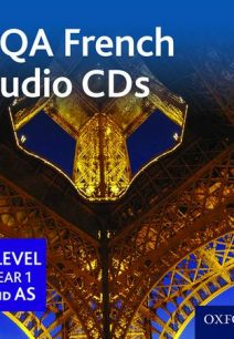 AQA A Level Year 1 and AS French Audio CD Pack - Robert Pike