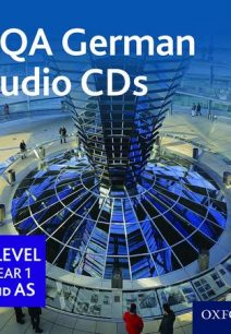 AQA A Level Year 1 and AS German Audio CD Pack - Erika Klingler