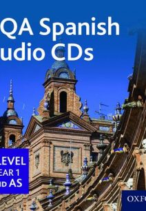 AQA A Level Spanish for 2016: A Level/Key Stage 5: AS Year 1 Spanish Audio CD Pack - Ian Kendrick