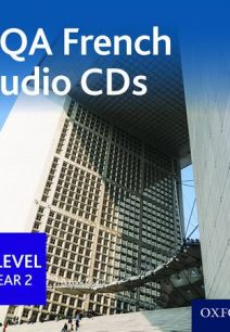 AQA A Level Year 2 French Audio CD Pack - Robert Pike