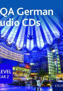 AQA A Level Year 2 German Audio CD Pack - Morag McCrorie