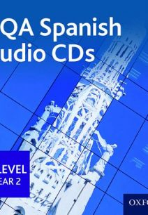 AQA A Level Year 2 Spanish Audio CD Pack - Margaret Bond