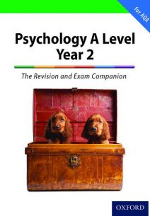 The Complete Companions: A Level Year 2 Psychology: The Revision and Exam Companion for AQA - Mike Cardwell (Author)