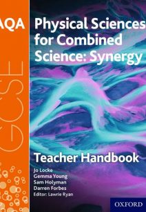 AQA GCSE Combined Science (Synergy): Physical Sciences Teacher Handbook - Lawrie Ryan