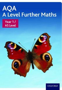 AQA A Level Further Maths: Year 1 / AS Level Student Book - David Baker