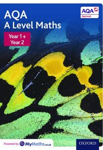 AQA A Level Maths: Year 1 and 2 Combined Student Book - David Bowles